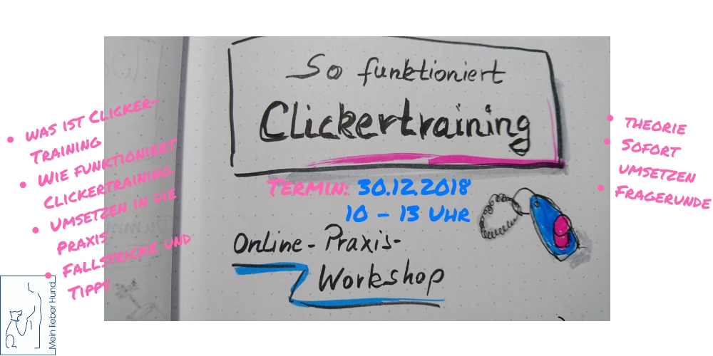 Clickertraining Workshop Einsteiger